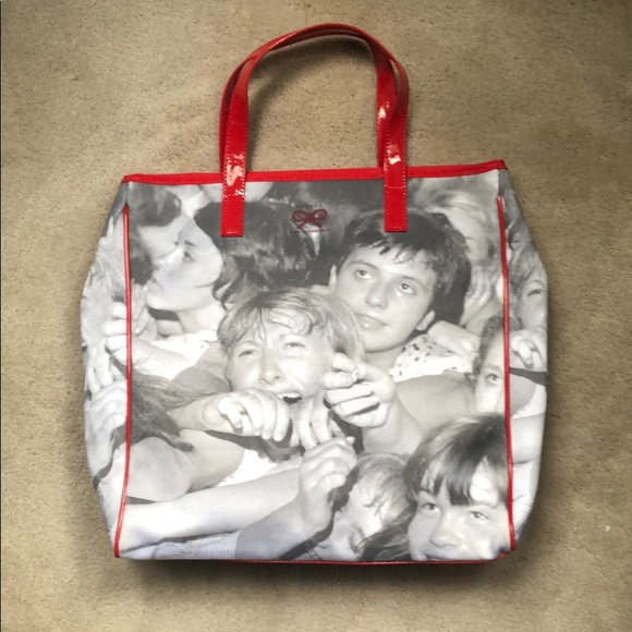 Anya Hindmarch Handbags - THE BEATLES!  Cute crazed crowd bag